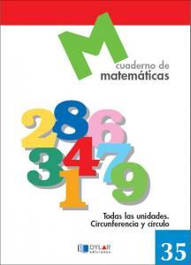 CUADERNO MATEMATICAS 35. DYLAR.