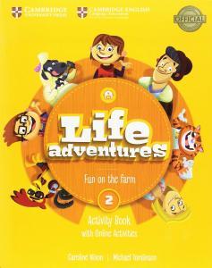 LIFE ADVENTURES 2 ACTIVITY BOOK