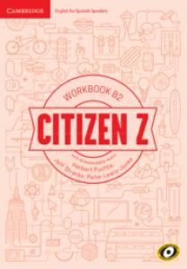 Citizen z b2 workbook with downloadable audio