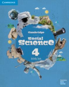 Cambridge Social Science. Activity Book. Level 4