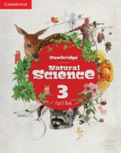 CAMBRIDGE NATURAL SCIENCE - LEVEL 3. PUPIL'S BOOK