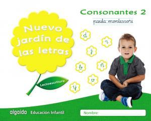 JARDIN LETRAS LECTO.CONSON.5-2.