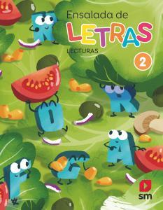 ENSALADA DE LETRAS. LECTURAS 2 PRIMARIA.