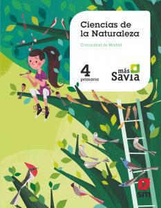 Ciencias de la Naturaleza 4º Primaria, Madrid
