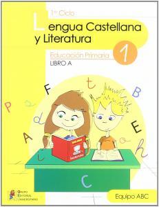 Lengua castellana y literatura 1 Libro A. GEU
