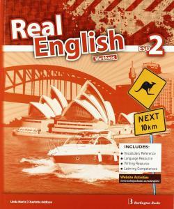 Real English 2 ESO. Workbook Burlington