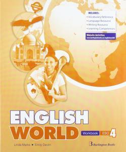 English World 4 ESO. Workbook Burlington