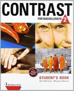 Contrast for 2 Bachillerato. Student book. Burlington