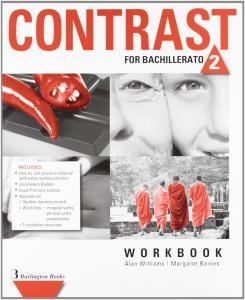 Contrast for 2 Bachillerato. Workbook. Burlington