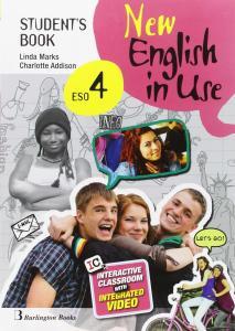 New English in Use 4 ESO. Student book. Burlington